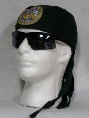 Doo-Rags with Patches