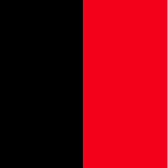 Black Sides, Red Center