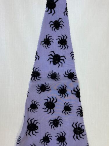 Purple Spiders