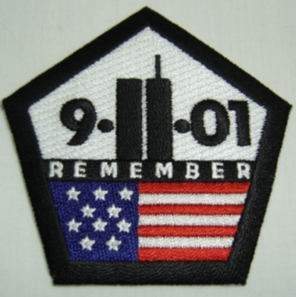 Remember 911 Patch